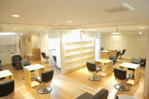 Hair salon PEACE NAMBA